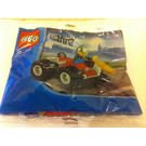 LEGO Fire Chief Set 30010 Packaging