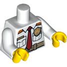 LEGO Fire Chief Torso (76382 / 88585)