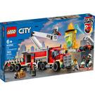 LEGO Fire Command Unit Set 60282 Packaging