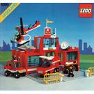 LEGO Fire Control Center Set 6389