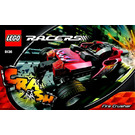 LEGO Fire Crusher Set 8136