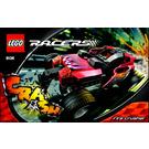 LEGO Fire Crusher Set 8136 Instructions