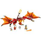 LEGO Fire Dragon Attack Set 71753