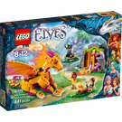 LEGO Fire Dragon's Lava Cave Set 41175 Packaging