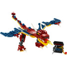 LEGO Fire Dragon Set 31102