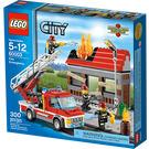 LEGO Fire Emergency Set 60003 Packaging