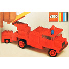 LEGO Fire Engine Set 374-2