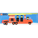 LEGO Fire Engine Set 693