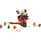 LEGO Fire Fang Set 70674