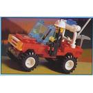 LEGO Fire Fighter 4 x 4 Set 1702-1