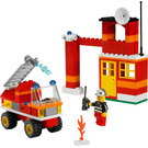 LEGO Fire Fighter Building Set 6191