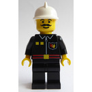 LEGO Fire Fighter Minifigure