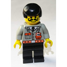 LEGO Fire Fighter Officer Minifigure