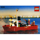 LEGO Fire Fighter Set 4020