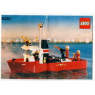 LEGO Fire Fighter Set 4020 Instructions