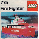 LEGO Fire Fighter Set 775