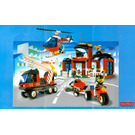 LEGO Fire Fighters' HQ Set 6478