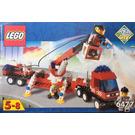LEGO Fire Fighters' Lift Truck Set 6477