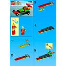 LEGO Fire Formula Set 1188 Instructions