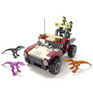 LEGO Fire Hammer vs. Mutant Lizards Set 7475