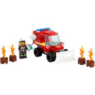 LEGO Fire Hazard Truck Set 60279