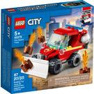 LEGO Fire Hazard Truck Set 60279 Packaging