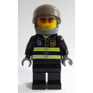 LEGO Fire Helicopter Pilot Minifigure