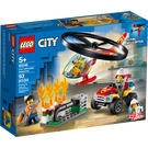 LEGO Fire Helicopter Response Set 60248 Packaging