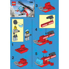 LEGO Fire Helicopter Set 1294 Instructions