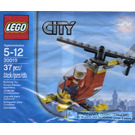 LEGO Fire Helicopter Set 30019