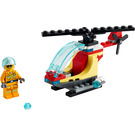 LEGO Fire Helicopter Set 30566
