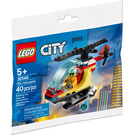 LEGO Fire Helicopter Set 30566 Packaging