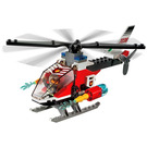 LEGO Fire Helicopter Set 7238