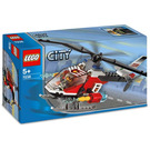 LEGO Fire Helicopter Set 7238 Packaging