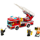 LEGO Fire Ladder Truck Set 60107