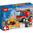 LEGO Fire Ladder Truck Set 60280 Packaging
