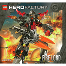 LEGO Fire Lord Set 2235 Instructions
