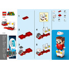 LEGO Fire Mario Power-Up Pack  Set 71370 Instructions