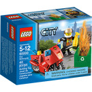 LEGO Fire Motorcycle Set 60000 Packaging