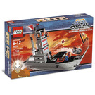 LEGO Fire Nation Ship Set 3829 Packaging