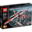 LEGO Fire Plane Set 42040 Packaging