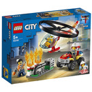 LEGO Fire Rescue Helicopter Set 60248