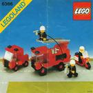 LEGO Fire & Rescue Squad Set 6366