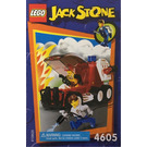 LEGO Fire Response SUV Set 4605