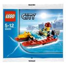 LEGO Fire Speedboat Set 30220 Packaging