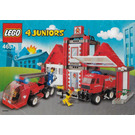 LEGO Fire Squad HQ Set 4657