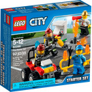 LEGO Fire Starter Set 60088 Packaging