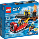 LEGO Fire Starter Set 60106 Packaging