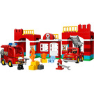 LEGO Fire Station Set 10593
