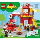 LEGO Fire Station Set 10903 Instructions